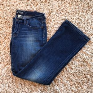 Lucky Brand boot cut jeans size 8/29